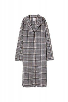 Palton din mix de casmir H&M 999,00 Lei