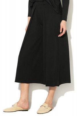 Fashion Days Pantaloni cu croiala ampla Stefanel