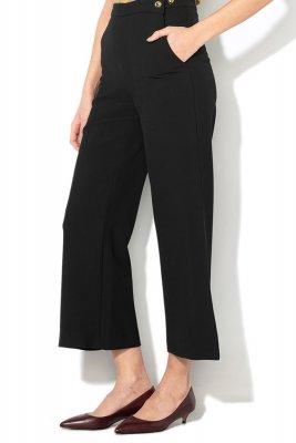Fashion Days Pantaloni culotte cu buzunare oblice Max&Co